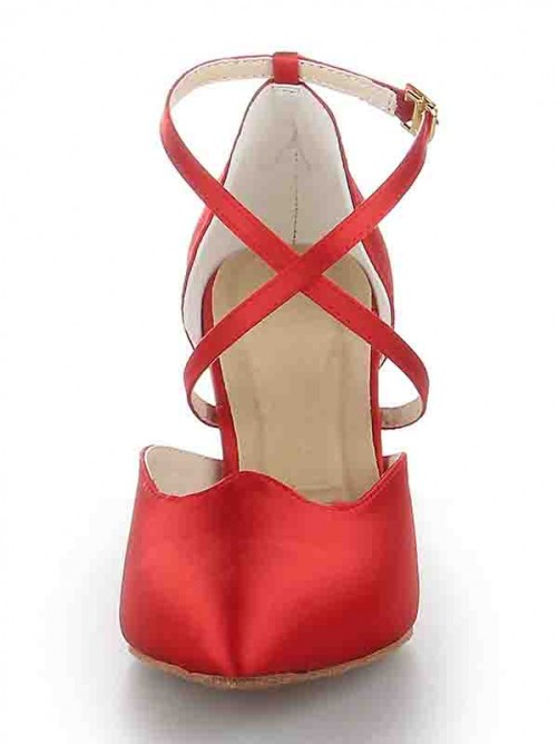 Talon Close Toe Chaussures de Danse SW11562431I