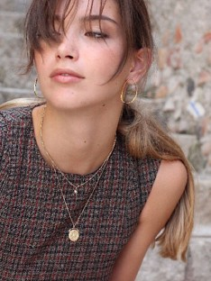 Titane Dames Grosses soldes Colliers