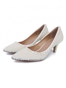 Cone Talon Mariage Chaussures S5MA0431LF