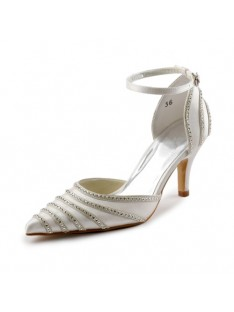 Talon Pompes Mariage Chaussures S23732
