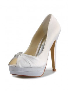 Talon Plateforme Mariage Chaussures SW0409171I