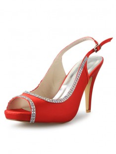 Plateforme Cone Talon Mariage Chaussures SW0855641I