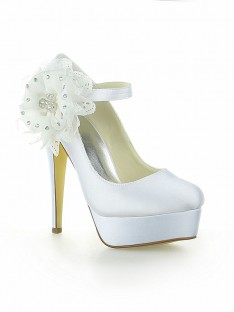 Plateforme Talon Mariage Chaussures SW115201221I