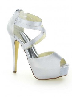 Plateforme Talon Mariage Chaussures SW115201231I