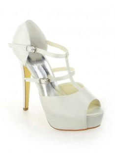 Plateforme Talon Mariage Chaussures SW115201301I