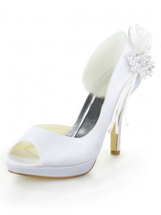Plateforme Talon Mariage Chaussures SW11537041I