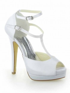 Talon Plateforme Mariage Chaussures SW115409201I