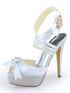 Plateforme Talon Mariage Chaussures SW120121A1I