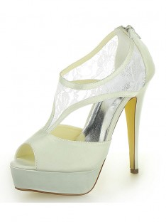 Talon Plateforme Mariage Chaussures SW1201311I